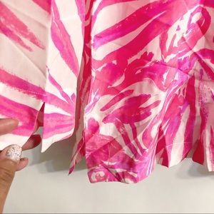 Lilly Pulitzer Tops - LILY PULITZER | PINK AMELIA ISLAND TUNIC